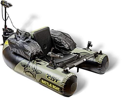 Belly Boot mit 24 lbs Motor von Black Cat