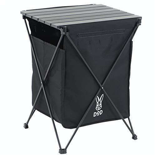 DOD(ディーオーディー) ステルスエックス ゴミを隠すゴミ箱 6種類分別 テーブル機能付き GM1-450
