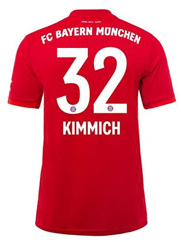 FC Bayern München Kinder Trikot Home 2019/20, Joshua Kimmich, Größe 176