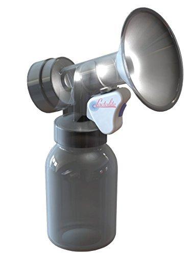 Luzes de bomba de seios encaixáveis (conjunto com 2) da Lactalite