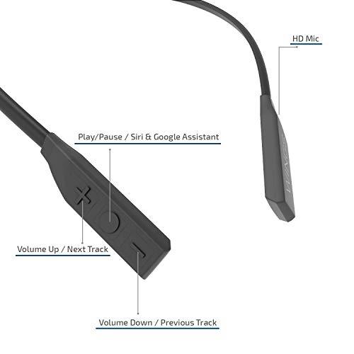 Wings Glide Neckband Latest Bluetooth 5.0 Wireless Earphones
