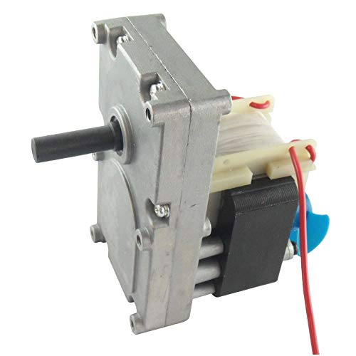 AC Spaltpol-Getriebemotor, 230V, 50Hz, 50W, 25Nm, 2RPM, 20cm Kabel