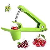 TEANQIkejitop Cortador 3 en 1 para frutas y verduras, herramienta de cocina multifuncional (verde)