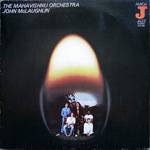 The Mahavishnu Orchestra - John McLaughlin (AMIGA) [Vinyl LP]