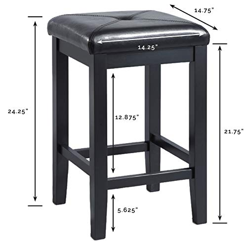 counter barstools without back