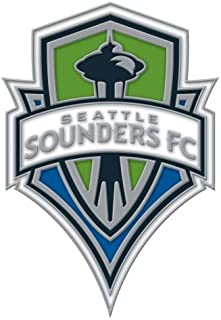 WinCraft MLS Seattle Sounders Soccer Logo 1-inch Metal Collectors Pin