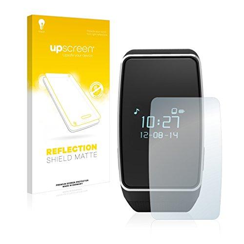 upscreen Entspiegelungs-Schutzfolie kompatibel mit MyKronoz ZeWatch 3 – Anti-Reflex Bildschirmschutz-Folie Matt