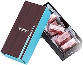 《糖村》草莓牛軋糖(イチゴヌガー)-210g(ギフトボックス) 《台湾 お取り寄せ土産》 [並行輸入品]