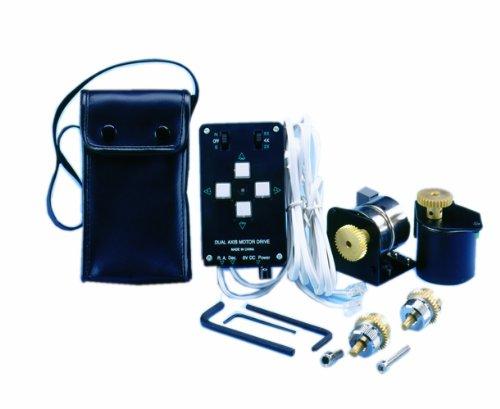 Skywatcher Motorset RA und DEC für EQ-5 Montierung mit Handkontroller schwarz