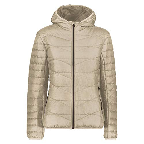 CMP Damen Jacke Woman Jacket FIX Hood 39K3076 Desert Mel. 44