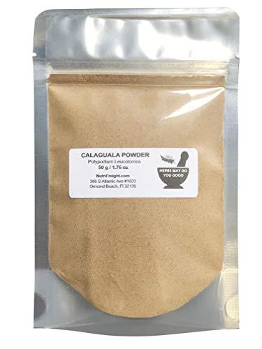 Calaguala Kalawalla Rhizome Powder Polypodium Leucotomos Herbs May Do You Good Trusted Brand 50 g / 1.76 oz