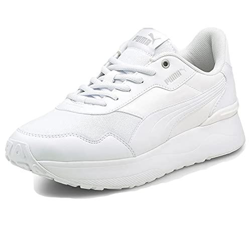 Puma R78 Voyage, Zapatillas Deportivas Mujer, White White-G, 37.5 EU