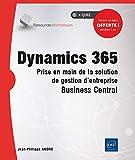 Dynamics 365 - Prise en main de la solution de gestion d'entreprise Business Central