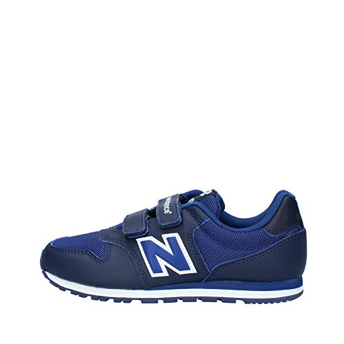 New Balance 500, Zapatillas, Azul (Navy/Blue BB), 33 EU