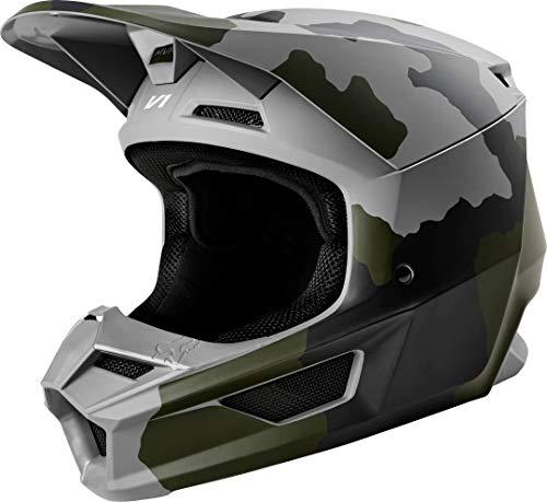 Fox V1 Przm Camo Se Helmet, Ece Camo
