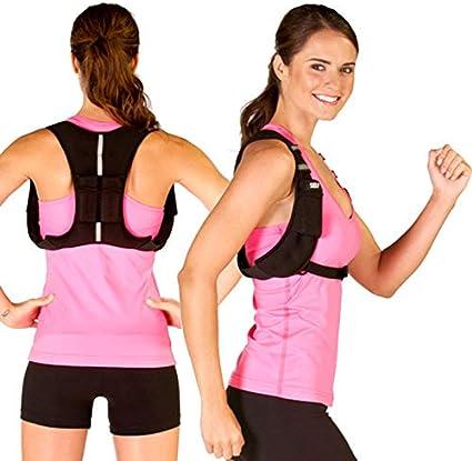 ni/ños para hombres y mujeres entrenamiento y entrenamiento tama/ño 1 kg chaleco con peso ajustable Sansund Chaleco de peso con rodamiento para correr
