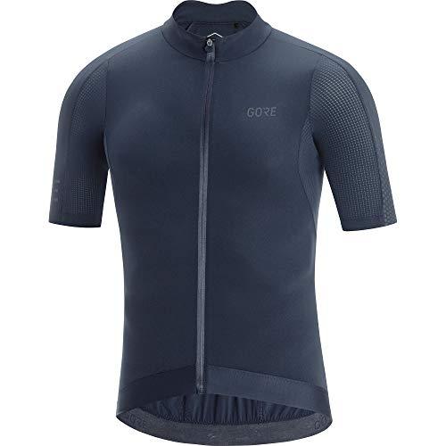 GORE WEAR C7 Cancellara Race Trikot Herren Orbit Blue Größe XXL 2020 Radtrikot kurzärmlig