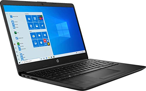 HP 14 (9XM12UA) Laptop, 14' HD Display, AMD Athlon Silver 3050U Upto 3.2GHz, 4GB RAM, 128GB SSD,...