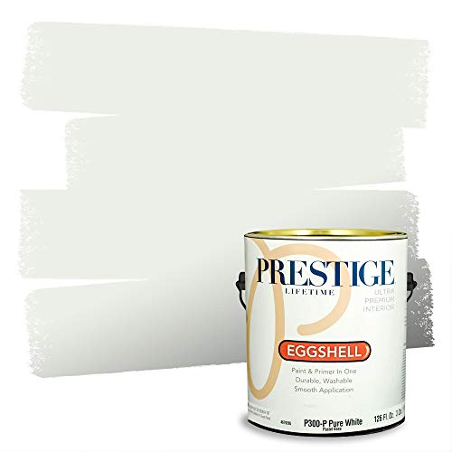 Prestige Exterior Paint and Primer in One, Porch swing, Flat, 1 Gallon