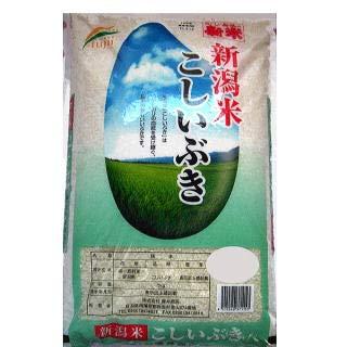 令和元年新潟県産こしいぶき (こしいぶき, 5kg×2)
