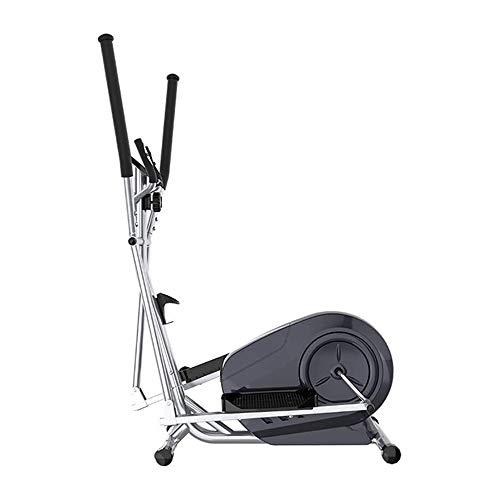 BZLLW Máquina elíptica, portátil Ultra silencioso Fitness