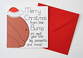 Christmas card from the Bump