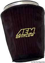 AEM 1-4003 Dry Flow Air Filter Wrap