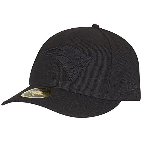 New Era 59Fifty LOW PROFILE Cap - NFL New England Patriots - 7 1/4