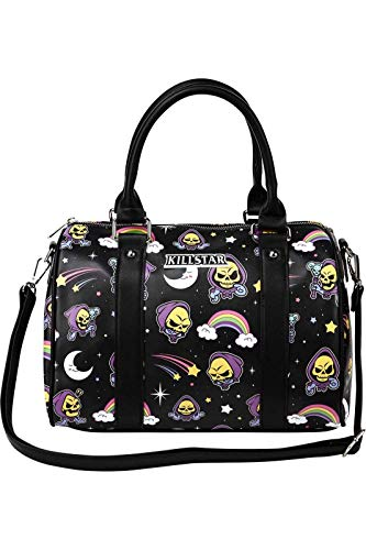Killstar X Skeletor Handtasche - Not Cute
