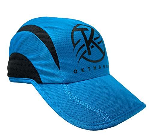 OKTHANNA - Kappen für Damen in BLAU / SCHWARZ, Größe Einheitsgröße