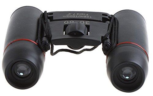 SaySure - 30X60 Zoom Mini Binoculars Telescope Folding Night Vision 126m/1000m with Retail Box H8784 - GMN-BG-SPT-000461