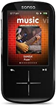 $49 » SanDisk Sansa Fuze+ 4 GB MP3 Player (Black) (Discontinued by Manufacturer) (Renewed)
