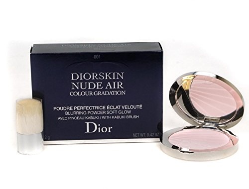 Diorskin Nude Air Colour Gradation 001 Rising Pink