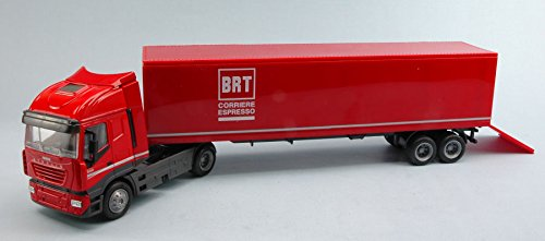 IVECO STRALIS 40' CONTAINER BRT 1:43 - New Ray - Camion - Die Cast - Modellino