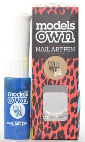 Blue Nail Art Pen