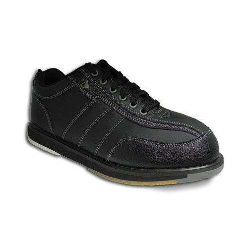Pyramid Men's Ra Black Right Handed Bowling Shoes