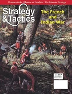 DG: Strategy & Tactics Magazine #231, with the French & Indian War Board Game