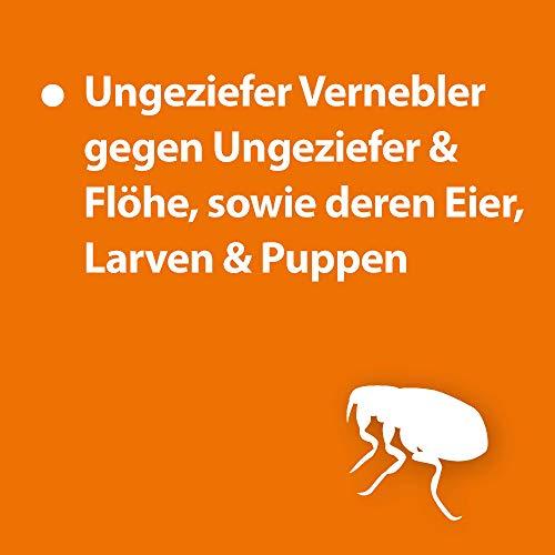 Effektiver Vernebler Ungeziefer-& Flohbekämpfung - 3