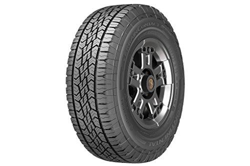 Continental TERRAIN CONTACT AT All-Terrain Radial Tire - 255/55R19 111V 111V
