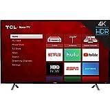 TCL 49' Class 49S403 (48.5' Diag.) 4K Ultra HD Roku LED LCD TV