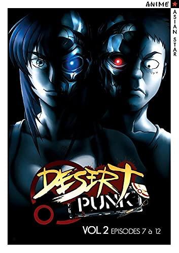 Desert Punk : Volume 2 - Coffret 2 DVD