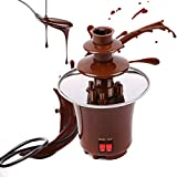 ZGNB Torre Fuente de Chocolate, Chocolate Fountain con 3 Niv