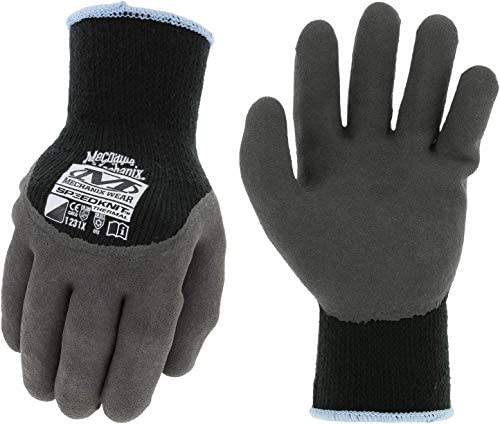 Mechanix Wear SpeedKnit Thermal Work Gloves Heavyweight 10 guage Thermal Shell with Fleece Inner product image