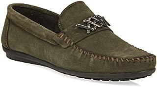 Ziya, Erkek Hakiki Deri Ayakkabı 101415 396017