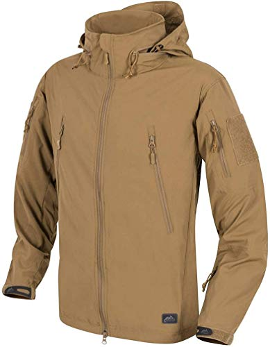 Helikon-Tex Trooper Jacke - StormStretch- Coyote