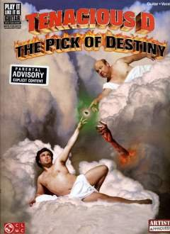 THE PICK OF DESTINY - arrangiert für Gitarre - mit Tabulator [Noten/Sheetmusic] Komponist : TENACIOUS D