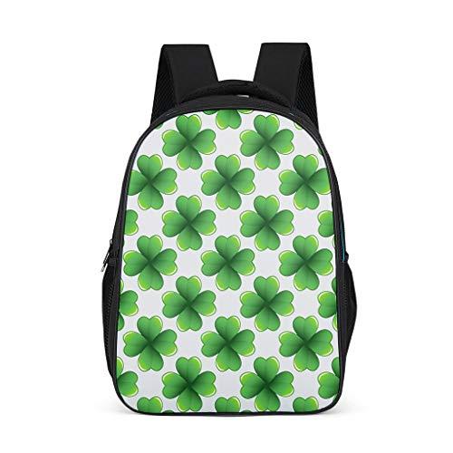 XHJQ88 St Patrick's Day - Mochila de bolsillo para botella d
