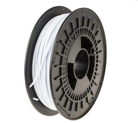RS PRO 2.85mm White PET-G 3D Printer Filament, 500g