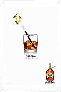 "Tin Sign Metal Poster Plate (8""x12"") of Appleton Estate Rum: Appleton Estate Rum by Food & Beverage Decor Sign"
