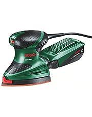 Bosch 603377000, PSM 160 A Multischuurmachine, 3 Schuurbladen, Groen